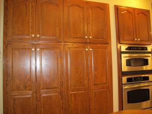 Cabinet Refinishing