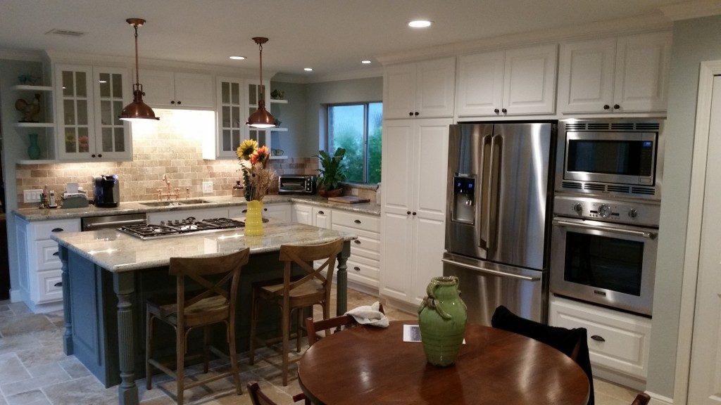premium quality kitchen remodel