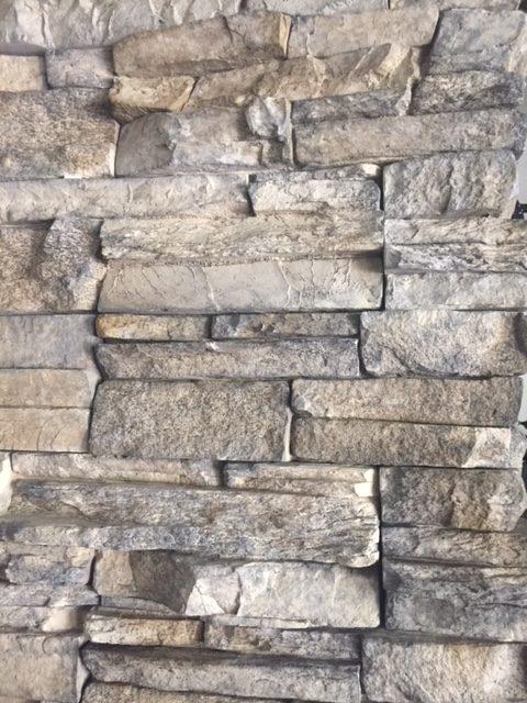 Nantucket stacked stone from Eldorado Stone
