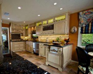 after kitchen remodeling