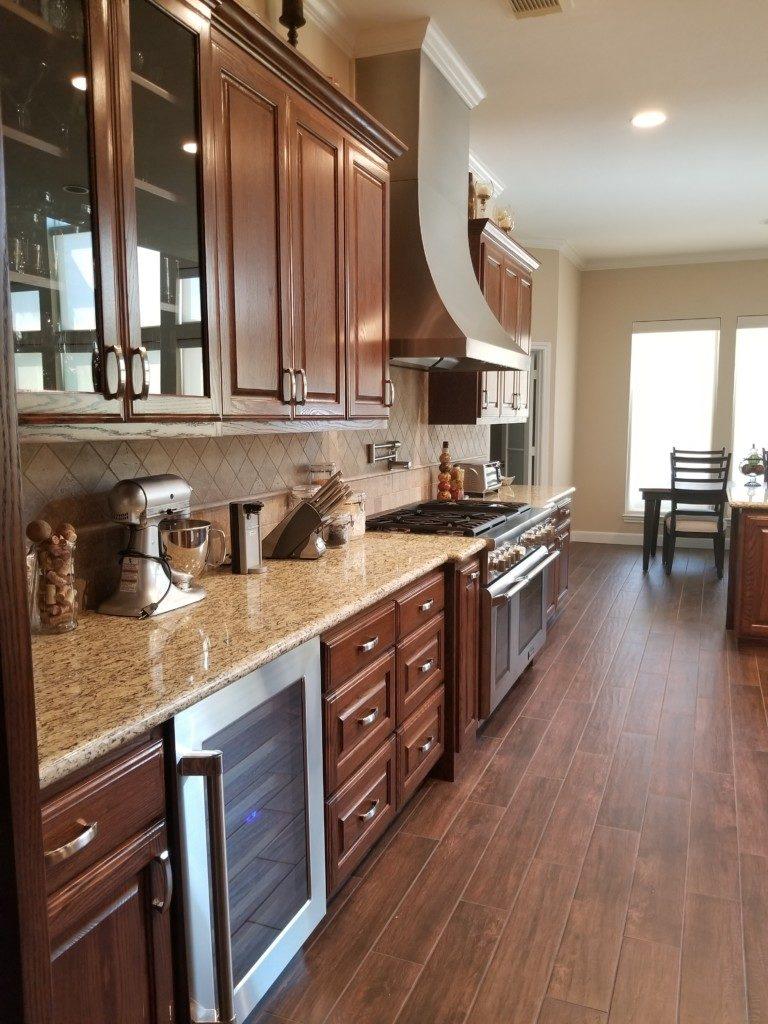 kitchen remodel friendswood