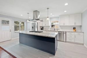 open concept kitchen houston