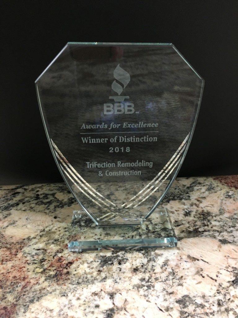 BBB award number 7