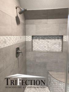 Custom shower design Katy