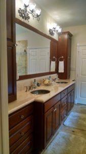 Spring, TX Bathroom Remodel