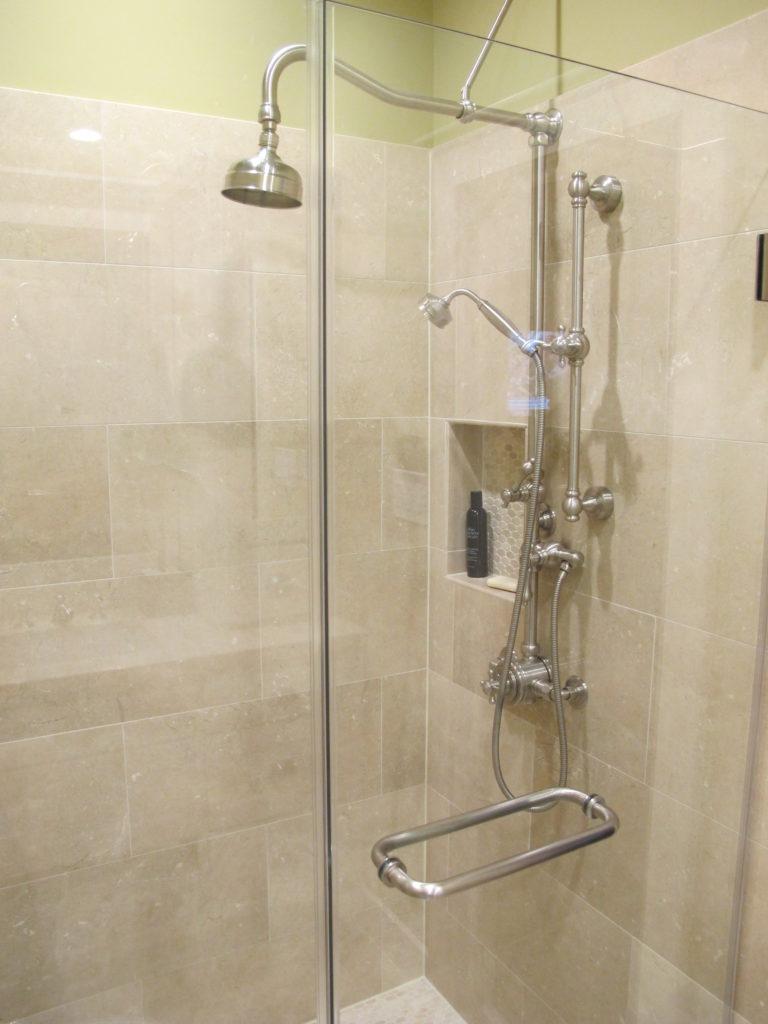 Heights Bathroom Remodel