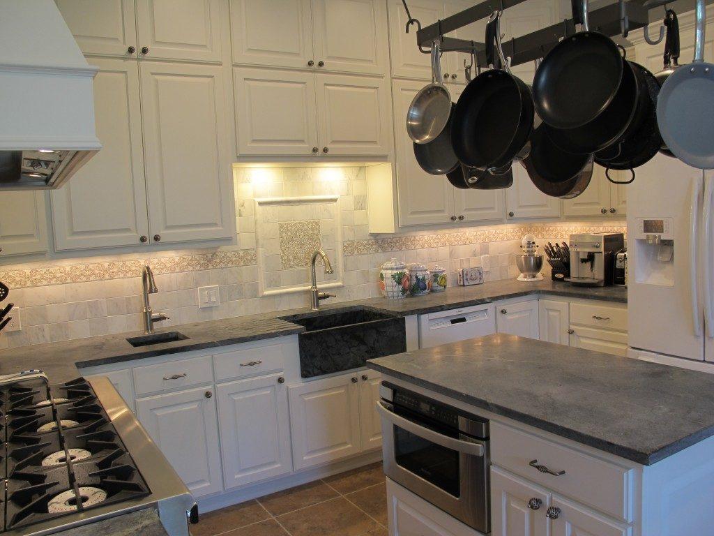 River Oaks kitchen update