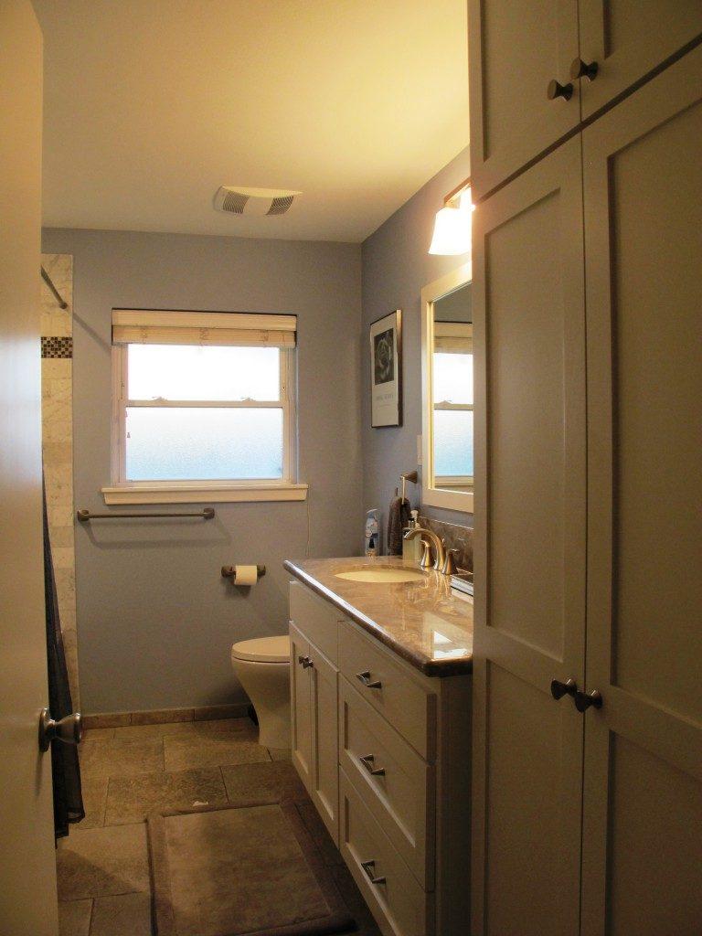 Westbury classic bathroom remodel