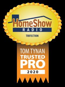 homeshow radio badge