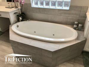 Bathroom remodel in Katy