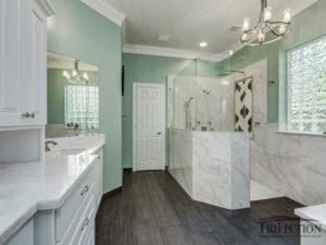 west houston bathroom