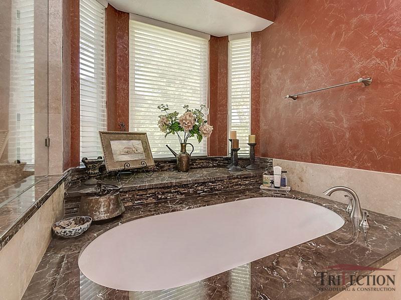 Granite Tub Deck After 2