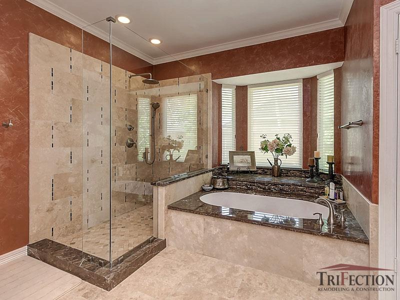 Granite Tub Deck After 3