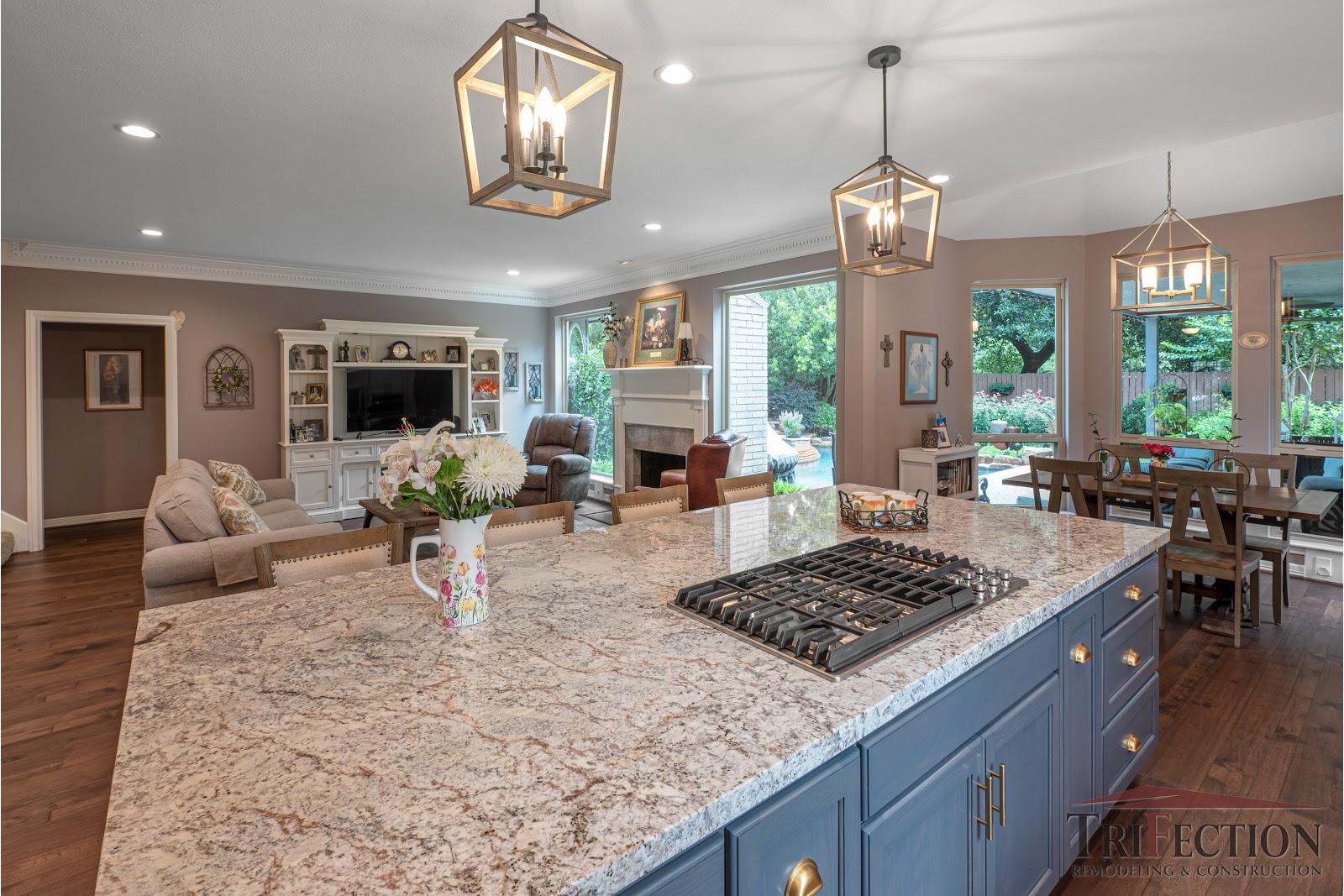 kitchen granite houston