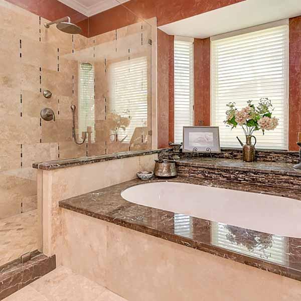 Memorial bathroom remodeling