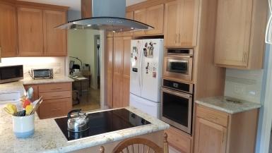 Kitchen updates cabinets