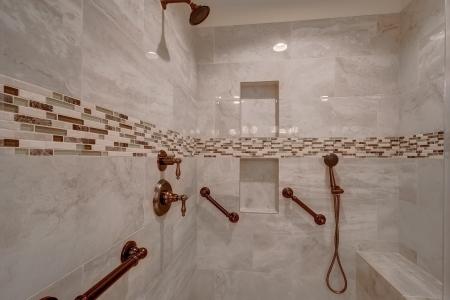 Rocking bathroom remodel designs