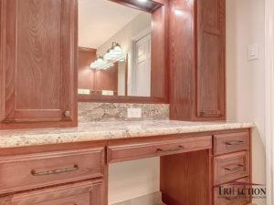 senior friendly bathroom cabinets